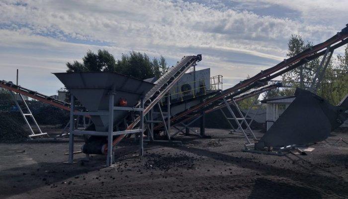Конвейеры КН 0,65х12, для комплекса дробления и сортировки угля