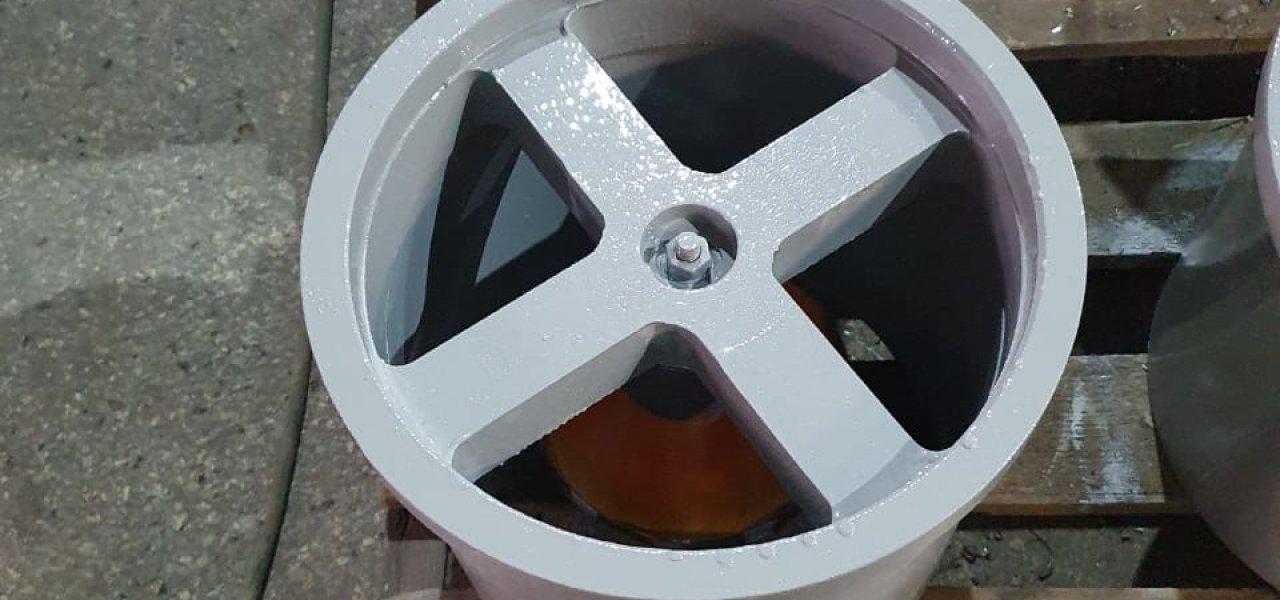 Для ПАО Северсталь были изготовлены экспериментальные флокуляторы-дешламоторы