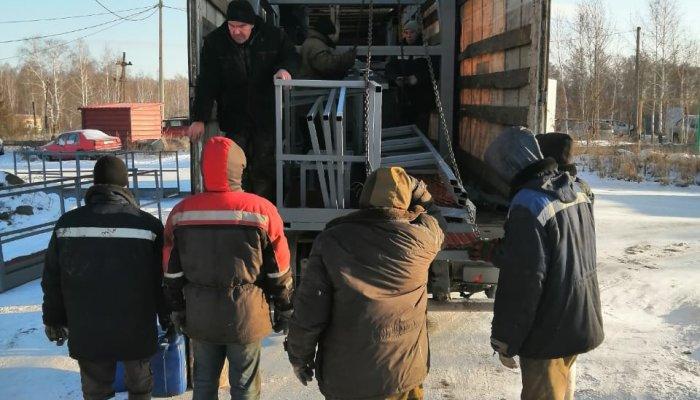 В адрес ООО Дробсервис отгружен установка РПБ-2